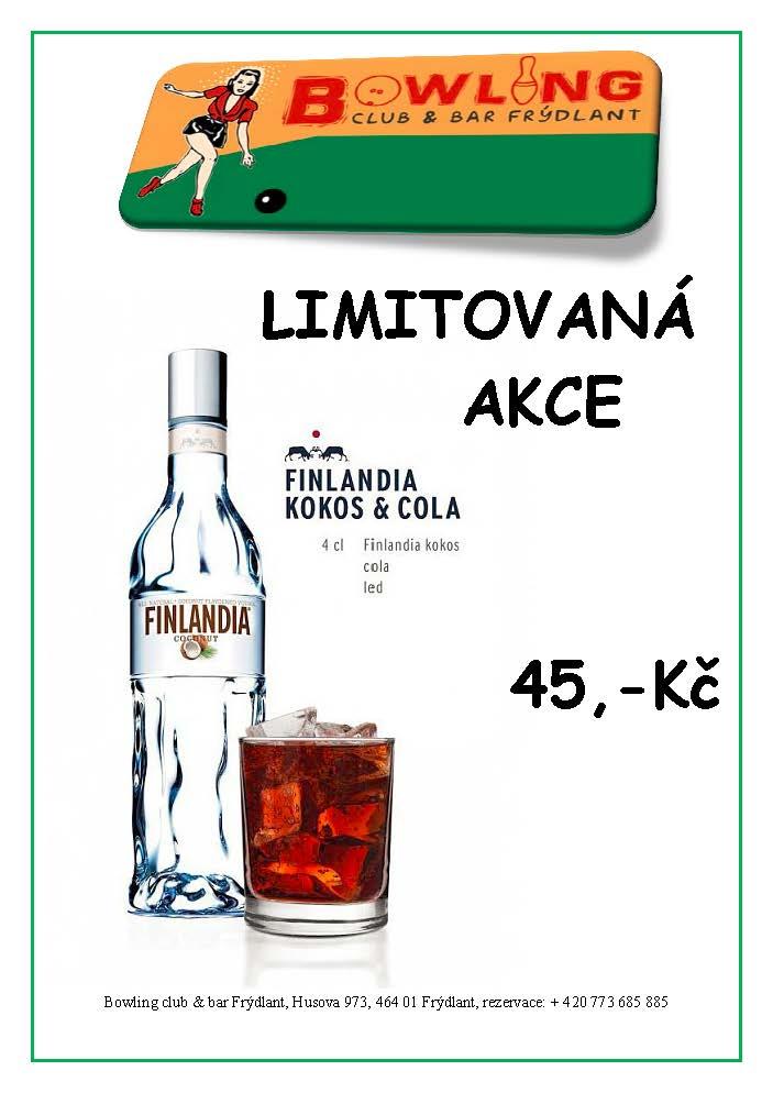 výborný drink, výborná cena